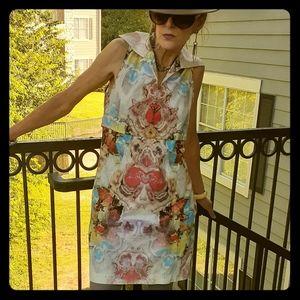 Carven Opera Summer Dress